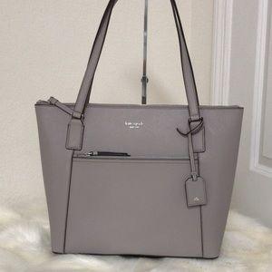 💃kate Spade Cameron Pocket Tote Bag